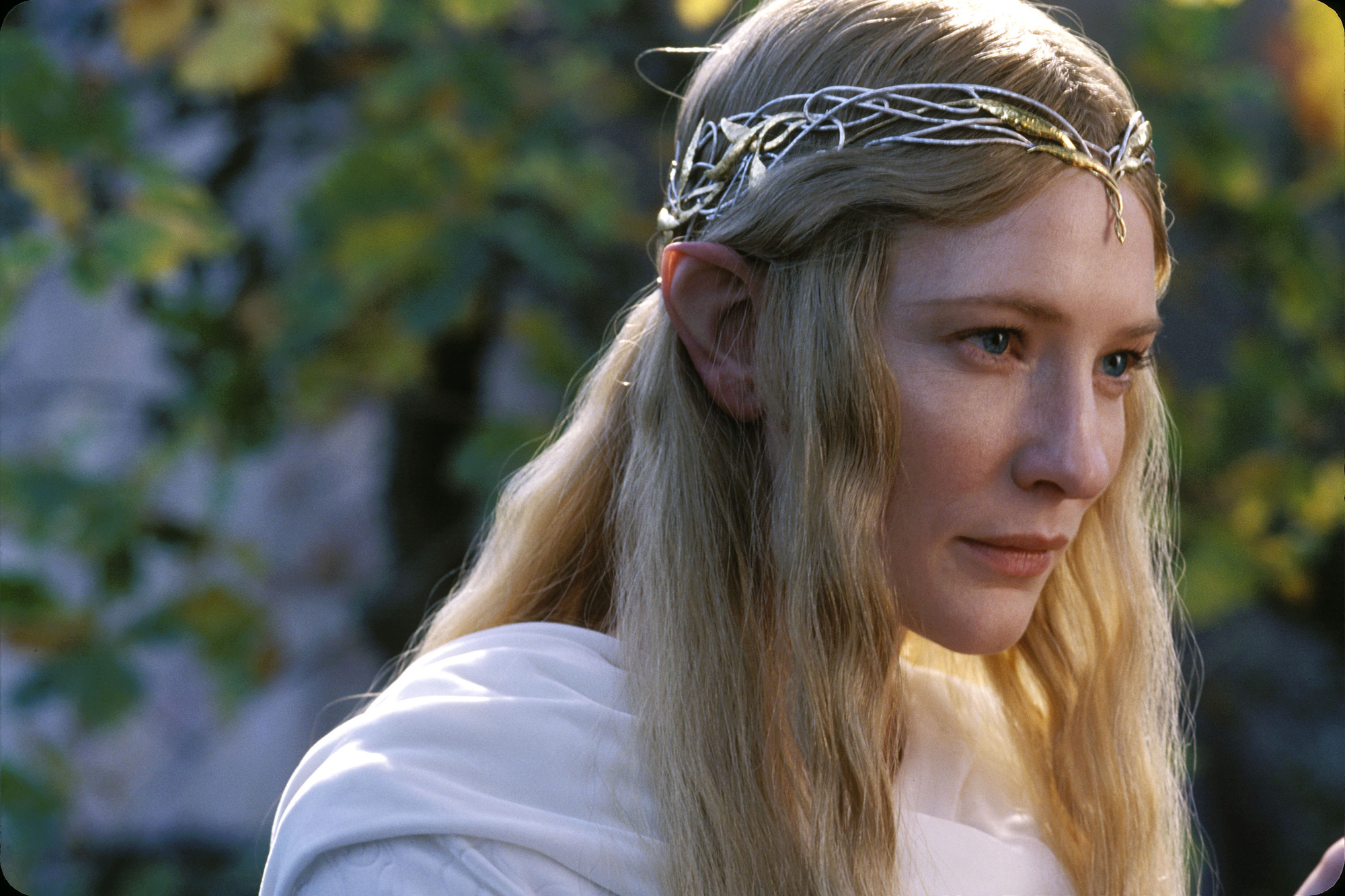 The Lord Of The Rings: The Fellowship Of The Ring, Cate Blanchett