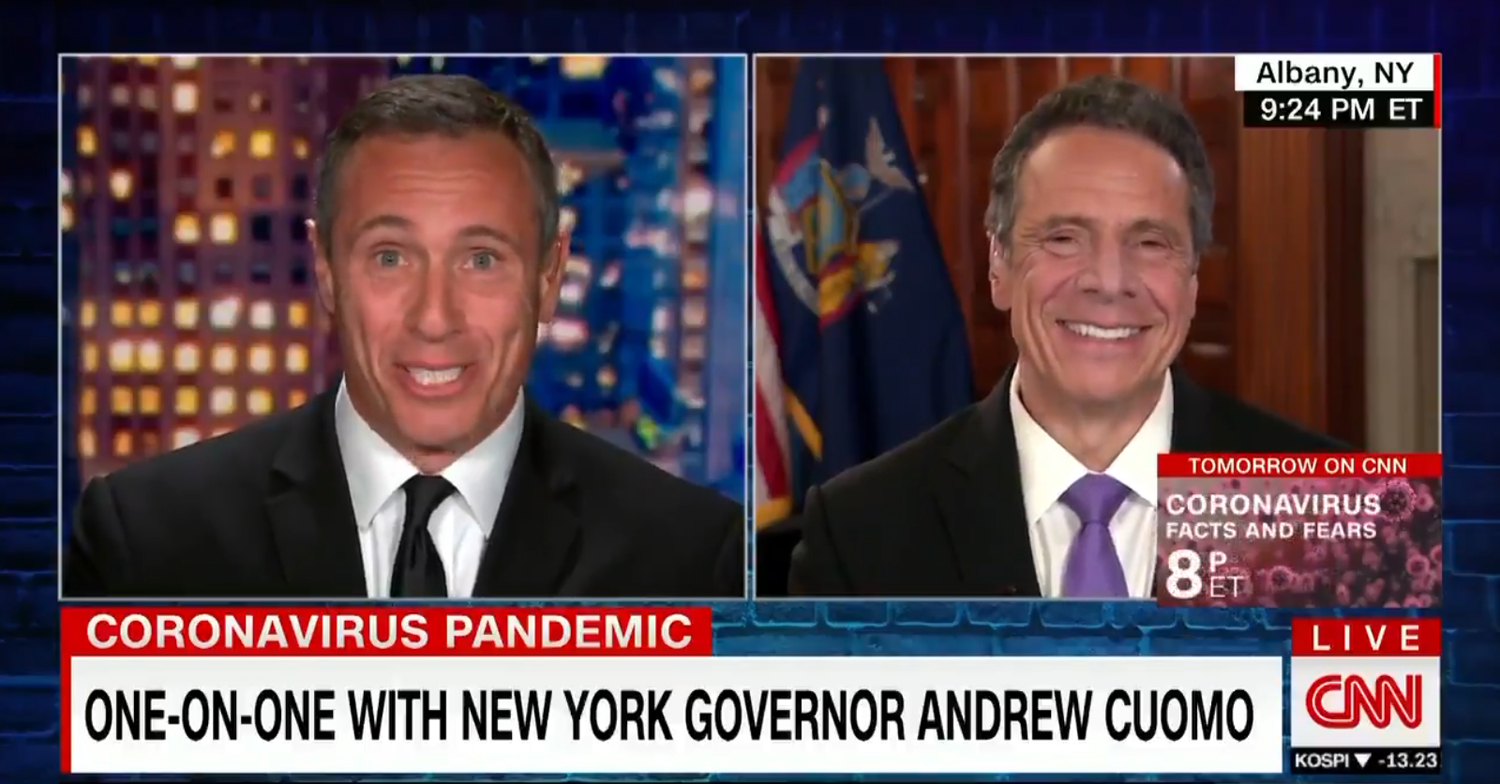 Cuomo Prime Time Twitter