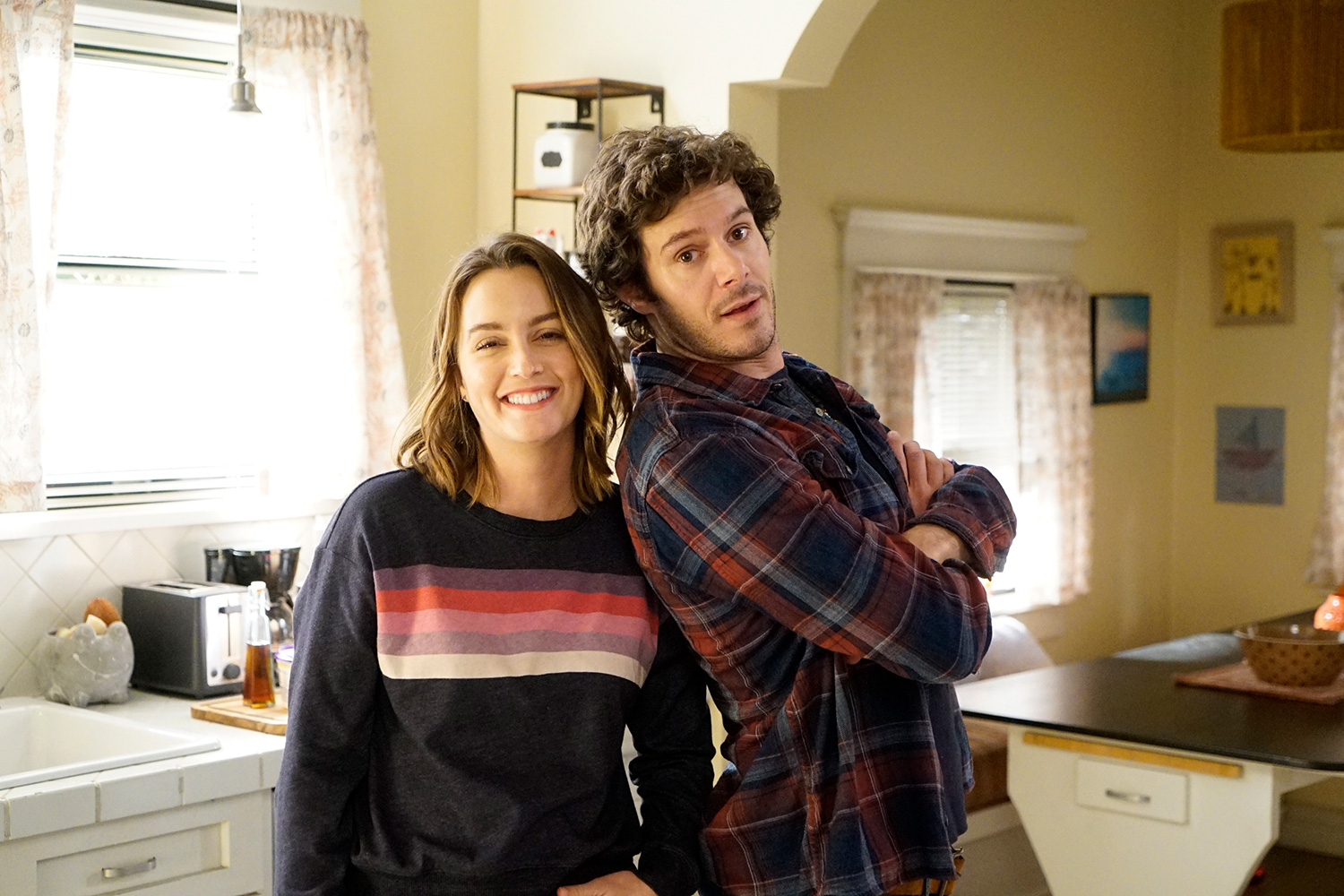 LEIGHTON MEESTER, ADAM BRODY, SINGLE PARENTS
