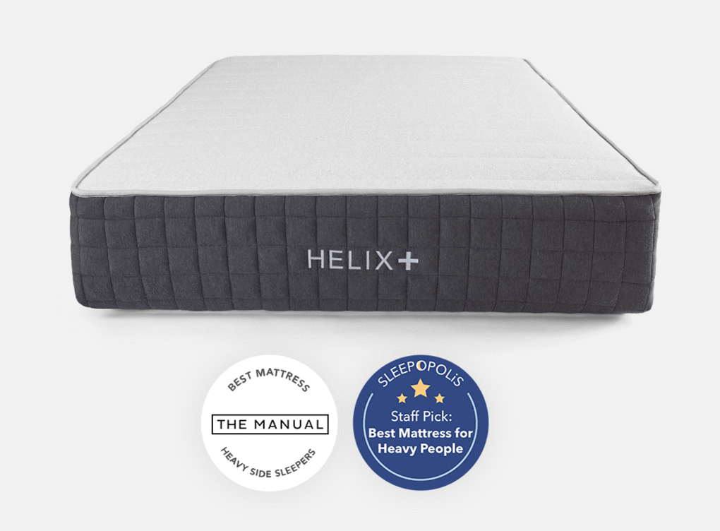 Helix Plus Mattress Memorial Day mattress sale
