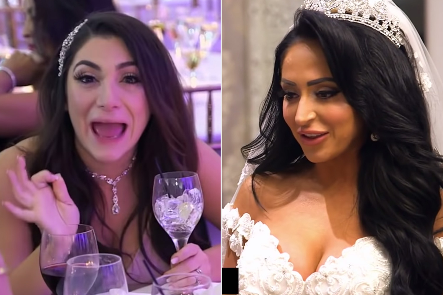 Jersey Shore: Deena Vows to 'Never' Film with Angelina Again After Explosive Wedding Drama