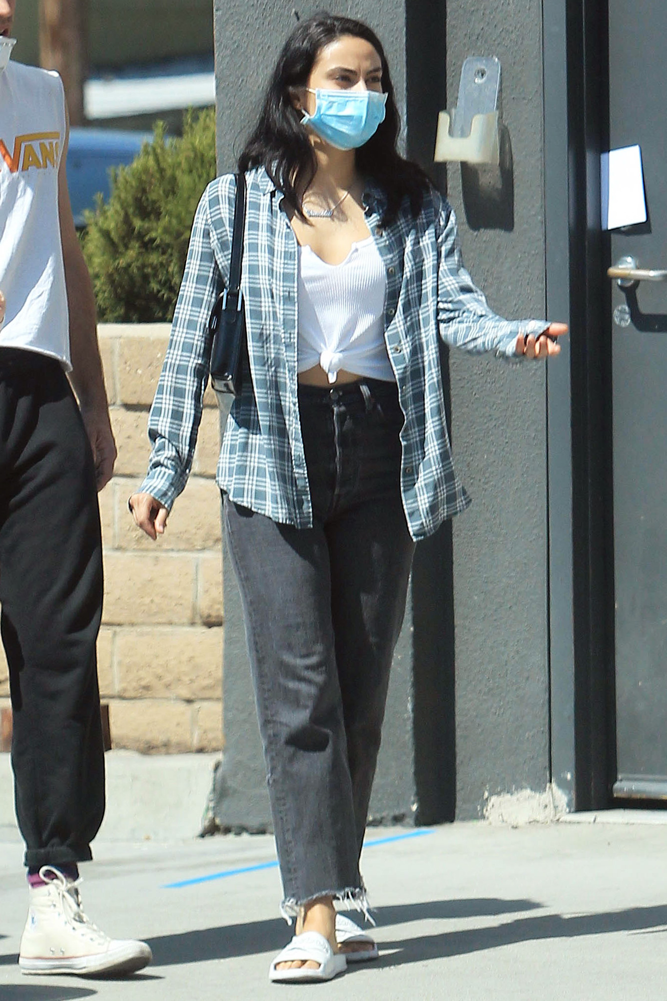 Camila Mendes is seen on May 15, 2020 in Los Angeles, CA