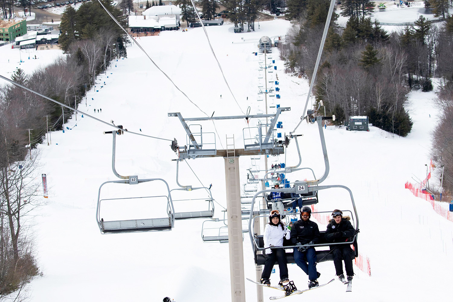Cranmore Mountain Resort, in North Conway, N.H