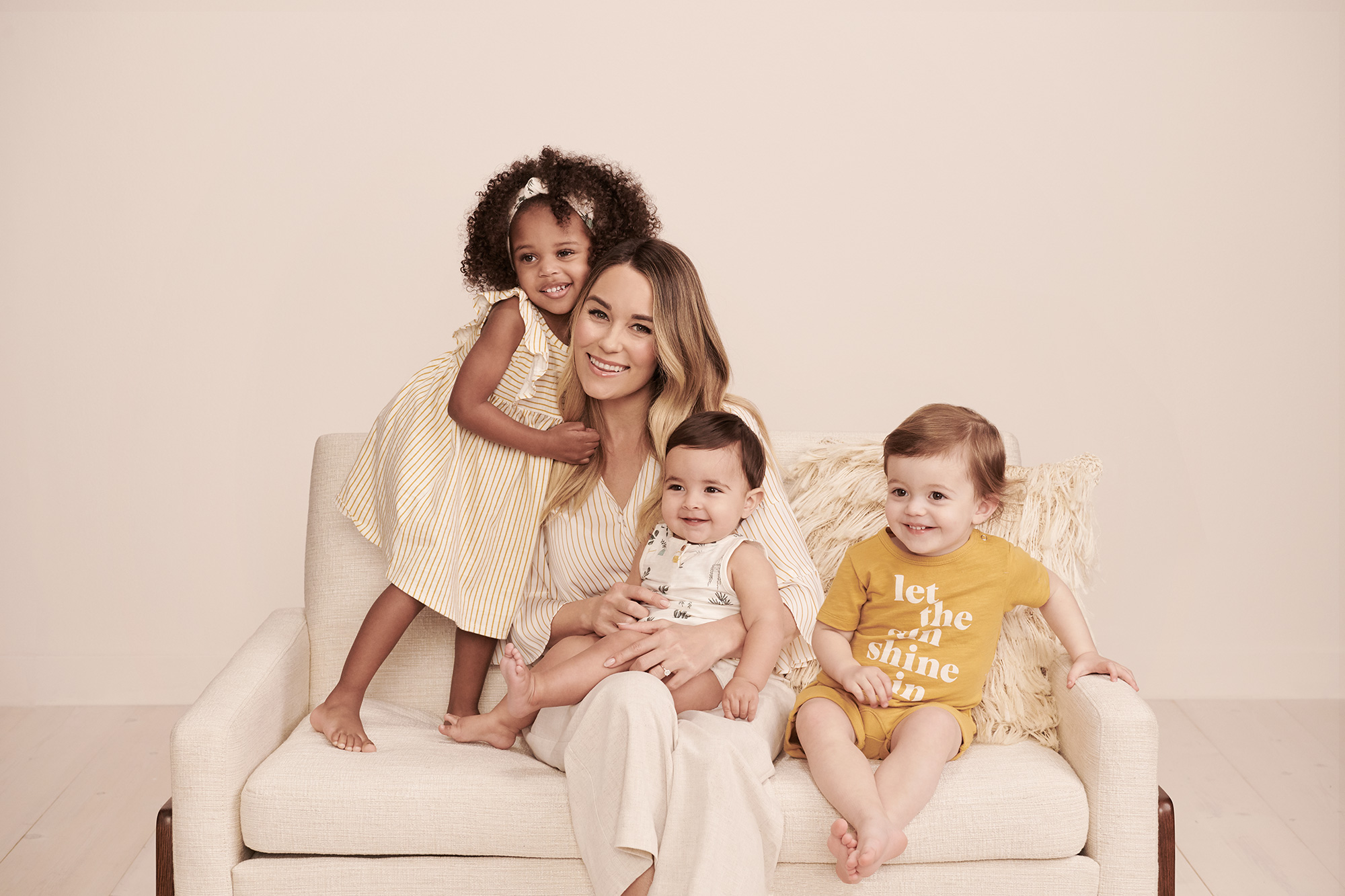 Lauren Conrad Shares Her New Kids Clothing Line and Nightly Quarantine Routine