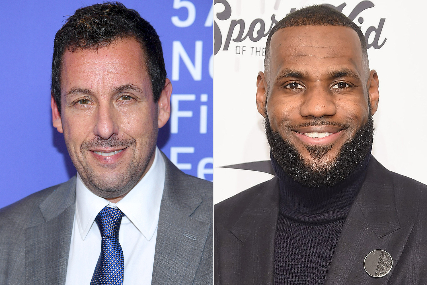Adam Sandler, Lebron James