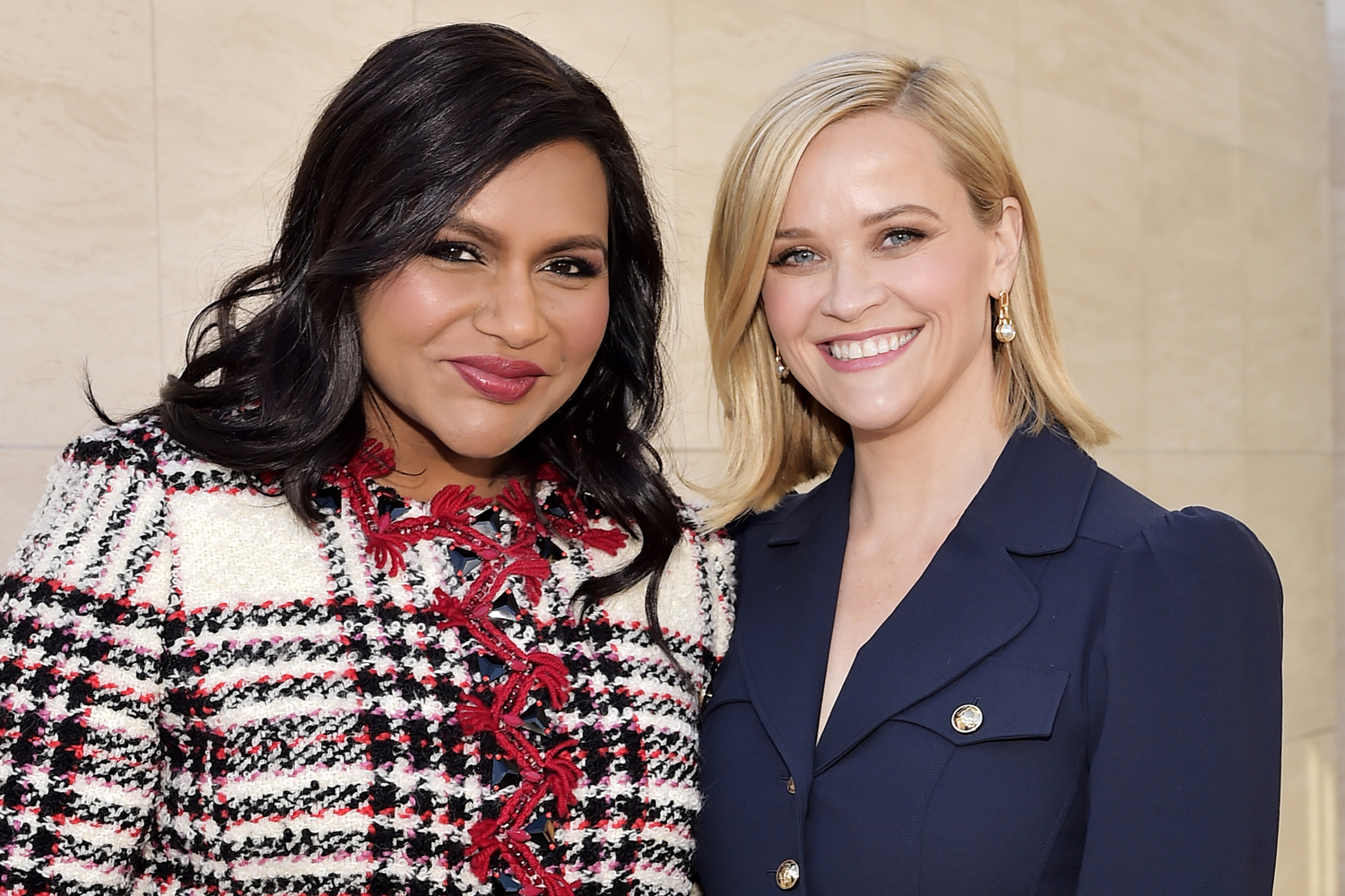 Mindy Kaling; Reese Witherspoon