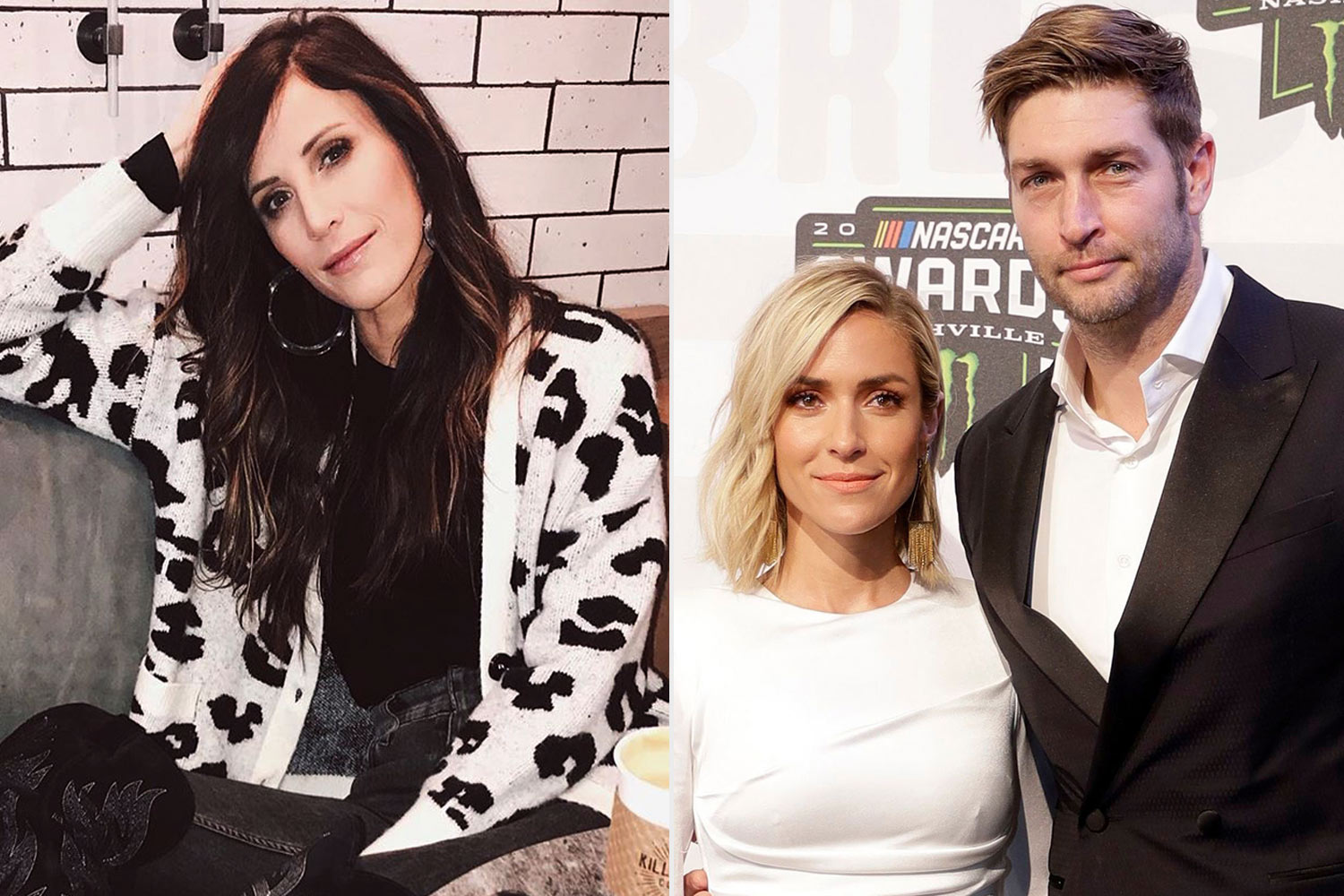 kelly henderson and Jay Cutler and Kristin Cavallari