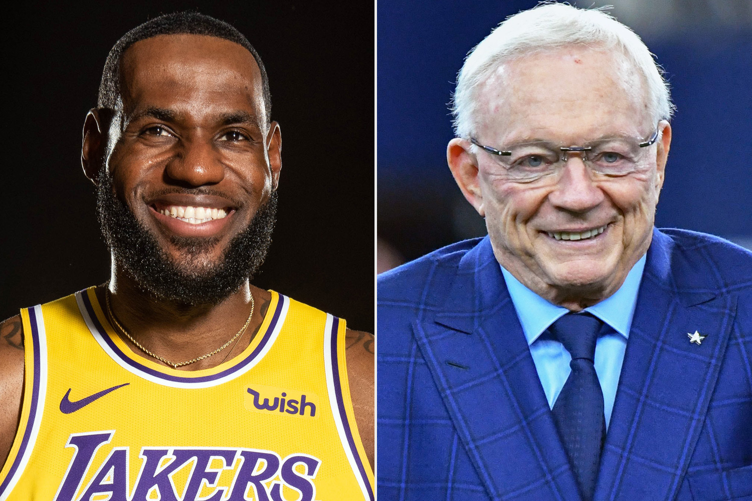 LeBron James Once Received a Contract from Jerry Jones to Play for the Dallas Cowboys