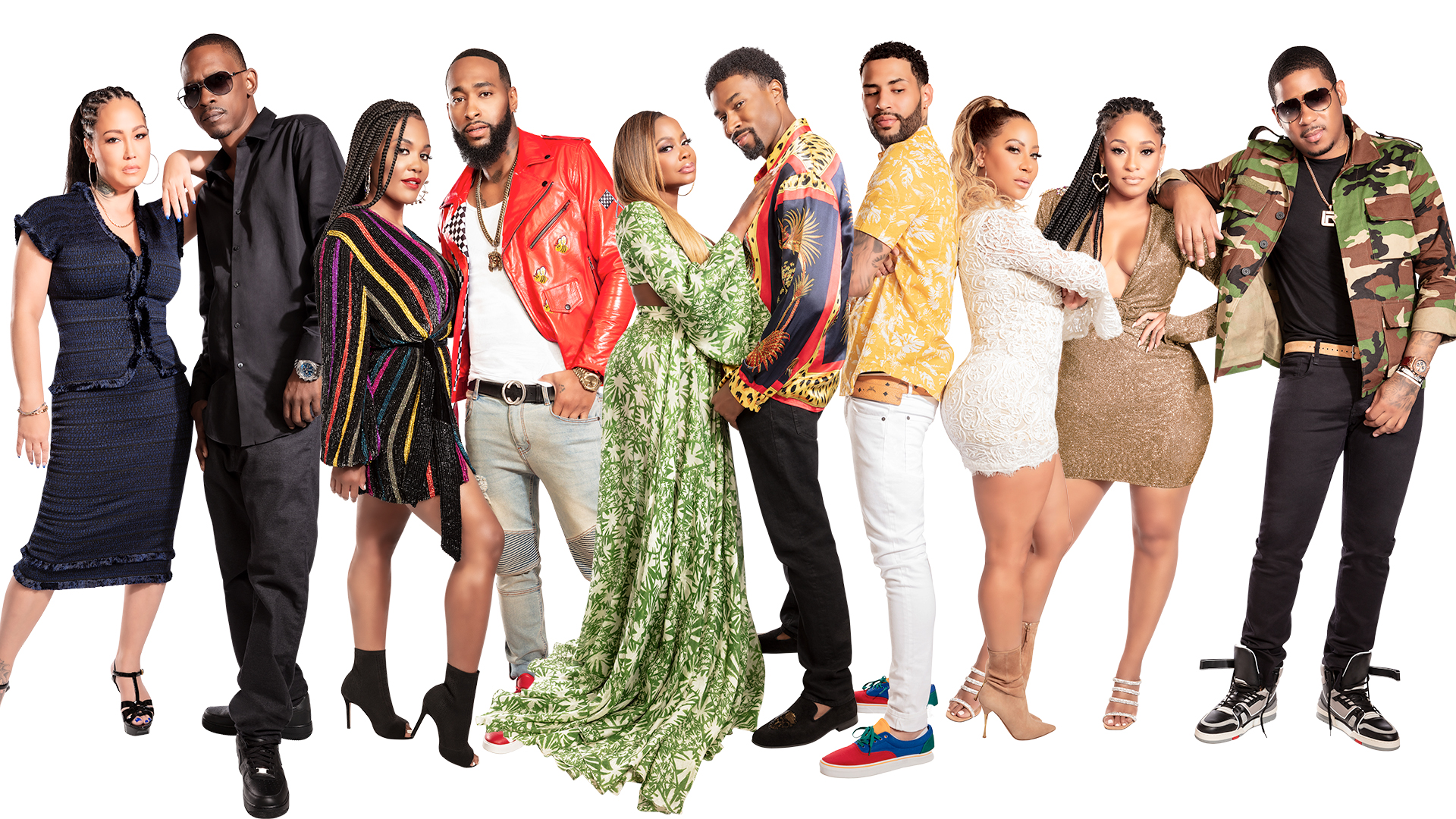 Marriage Boot Camp: Hip-Hop Edition cast