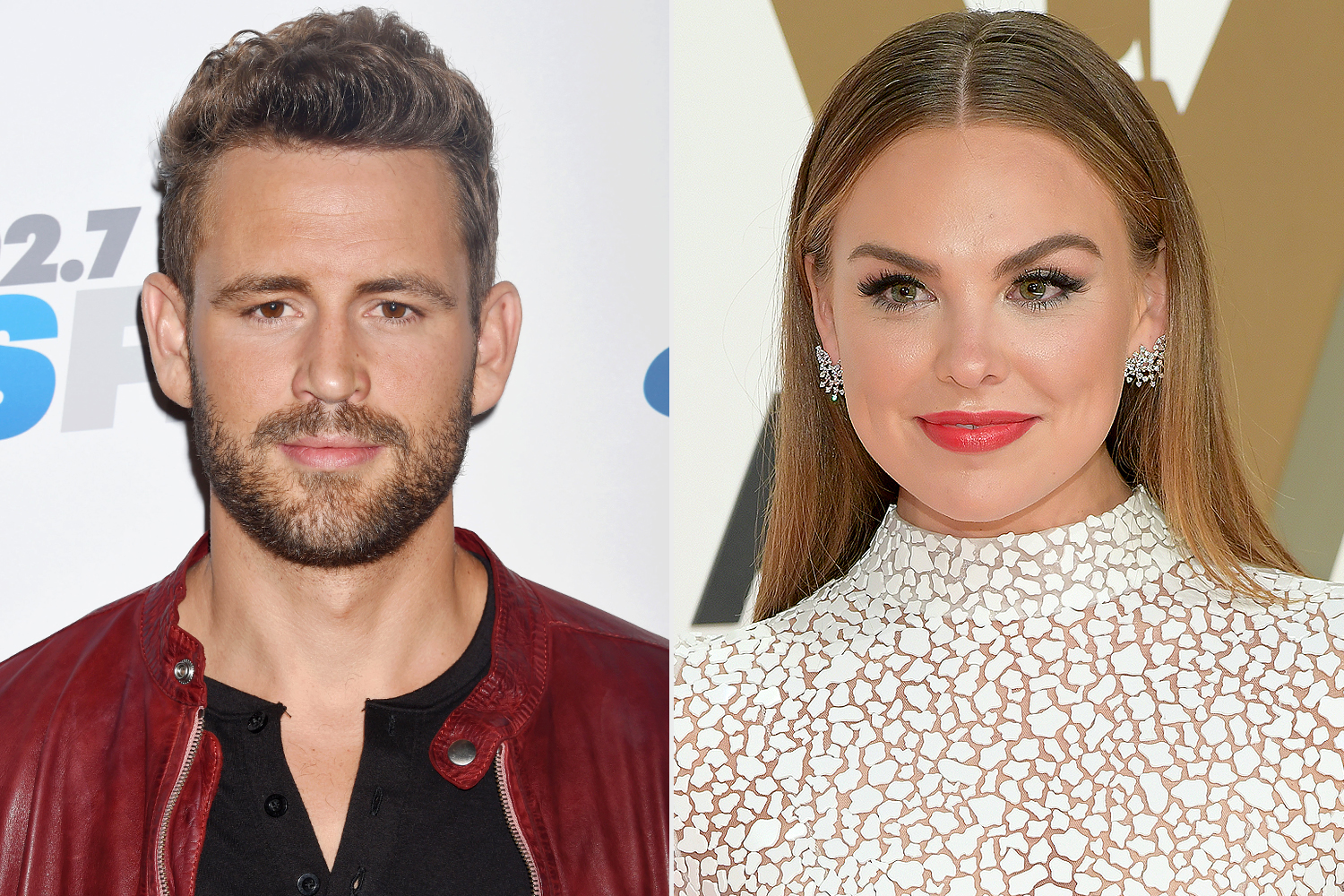 Nick Viall, Hannah Brown