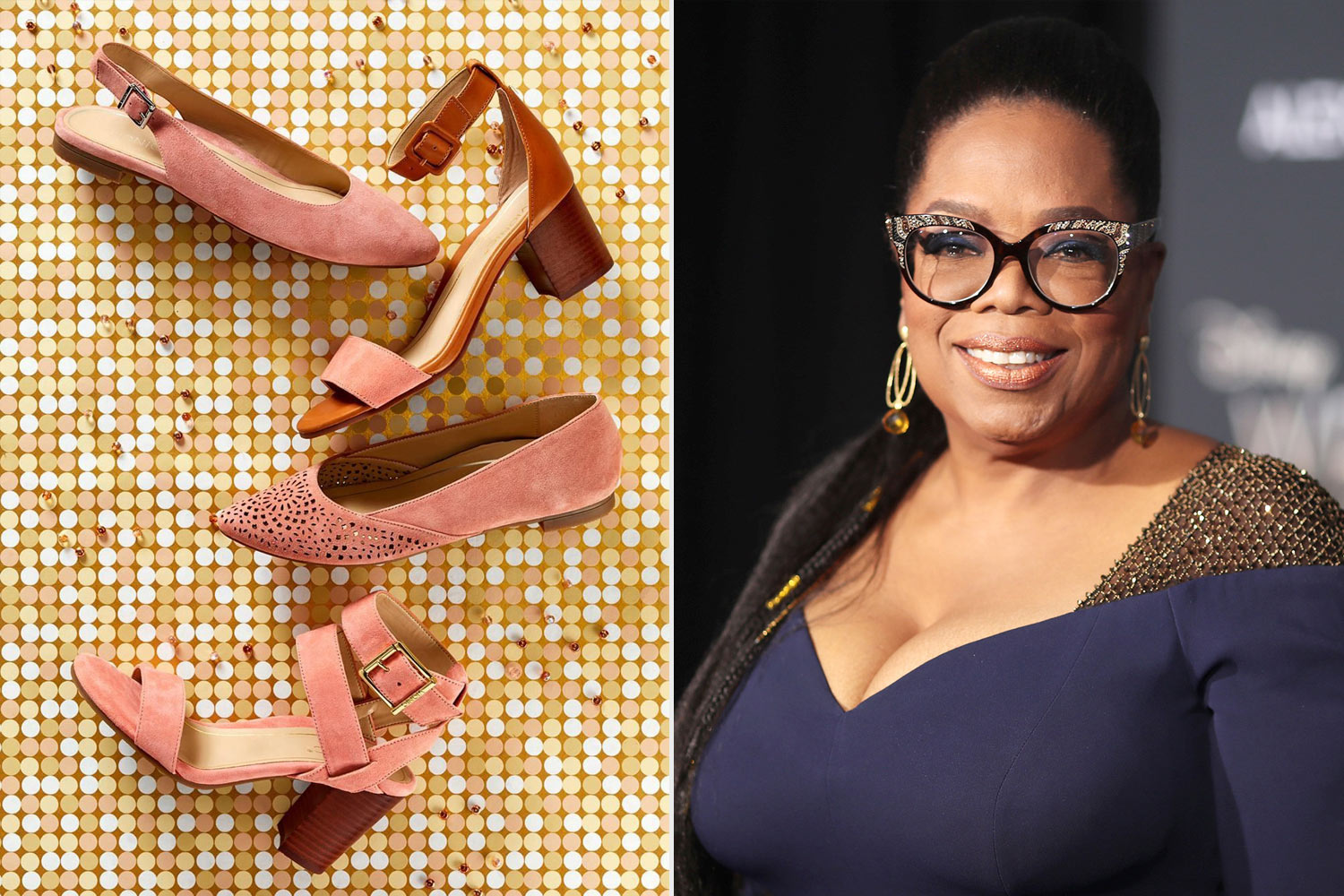 Oprah / Vionic Shoes