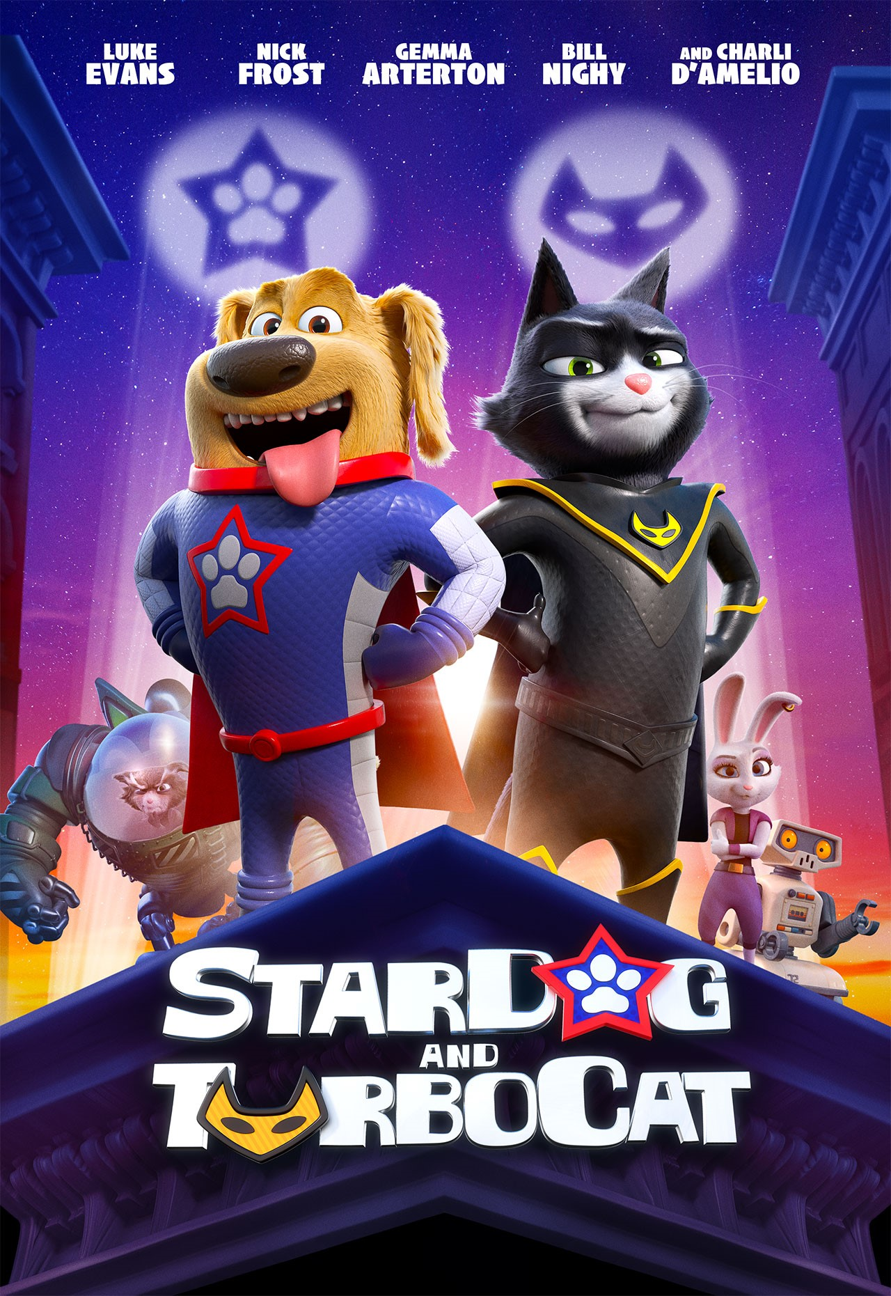 Stardog and turbocoat