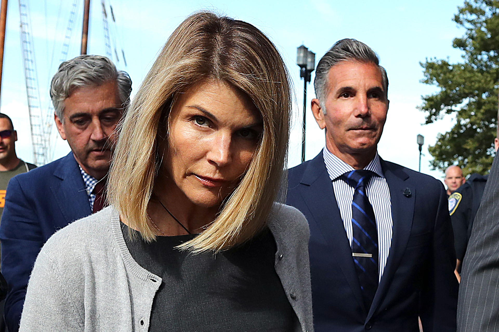 People Now: All the Details on Lori Loughlin and Mossimo Giannulli's Guilty Plea in College Admissions Case - Watch the Full Episode