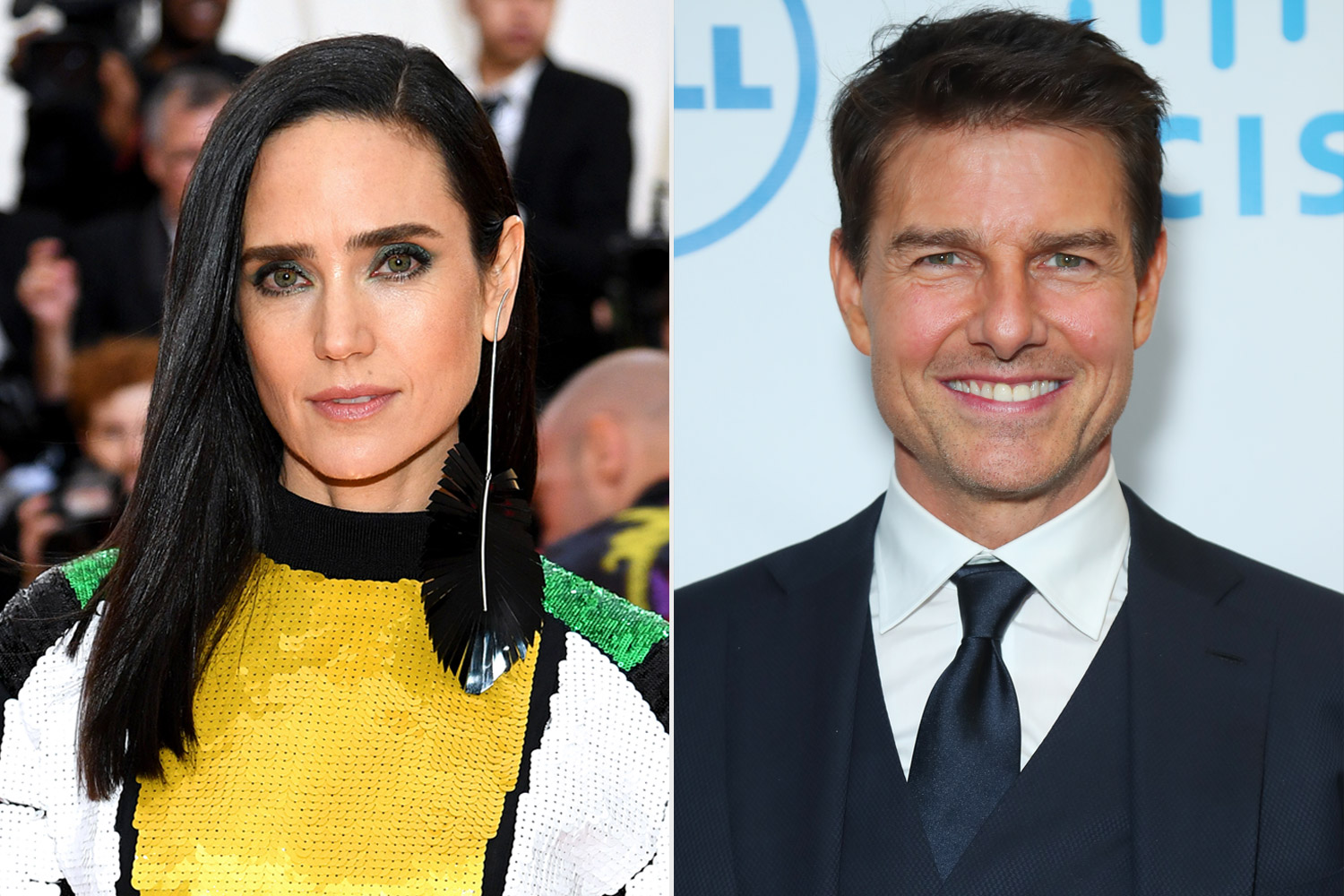 Jennifer Connelly, Tom Cruise