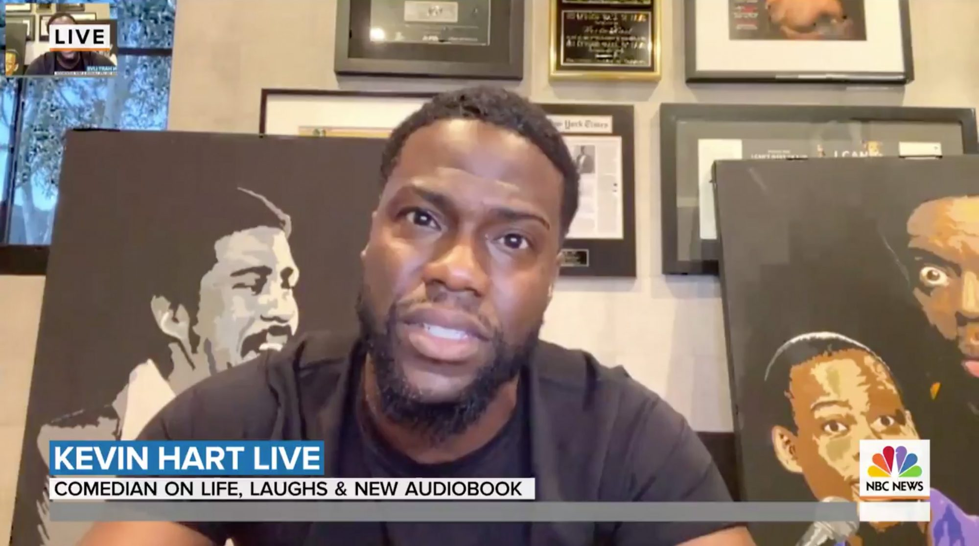 Kevin Hart Says He's 'Ready for More Noise' with Baby No. 4: 'It's Going to Get Louder'
