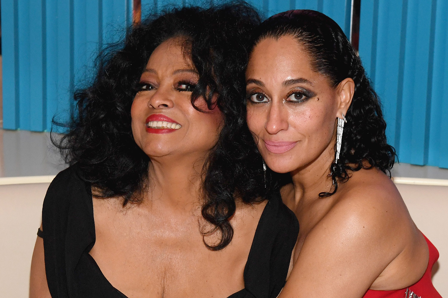 tracee and diana ross