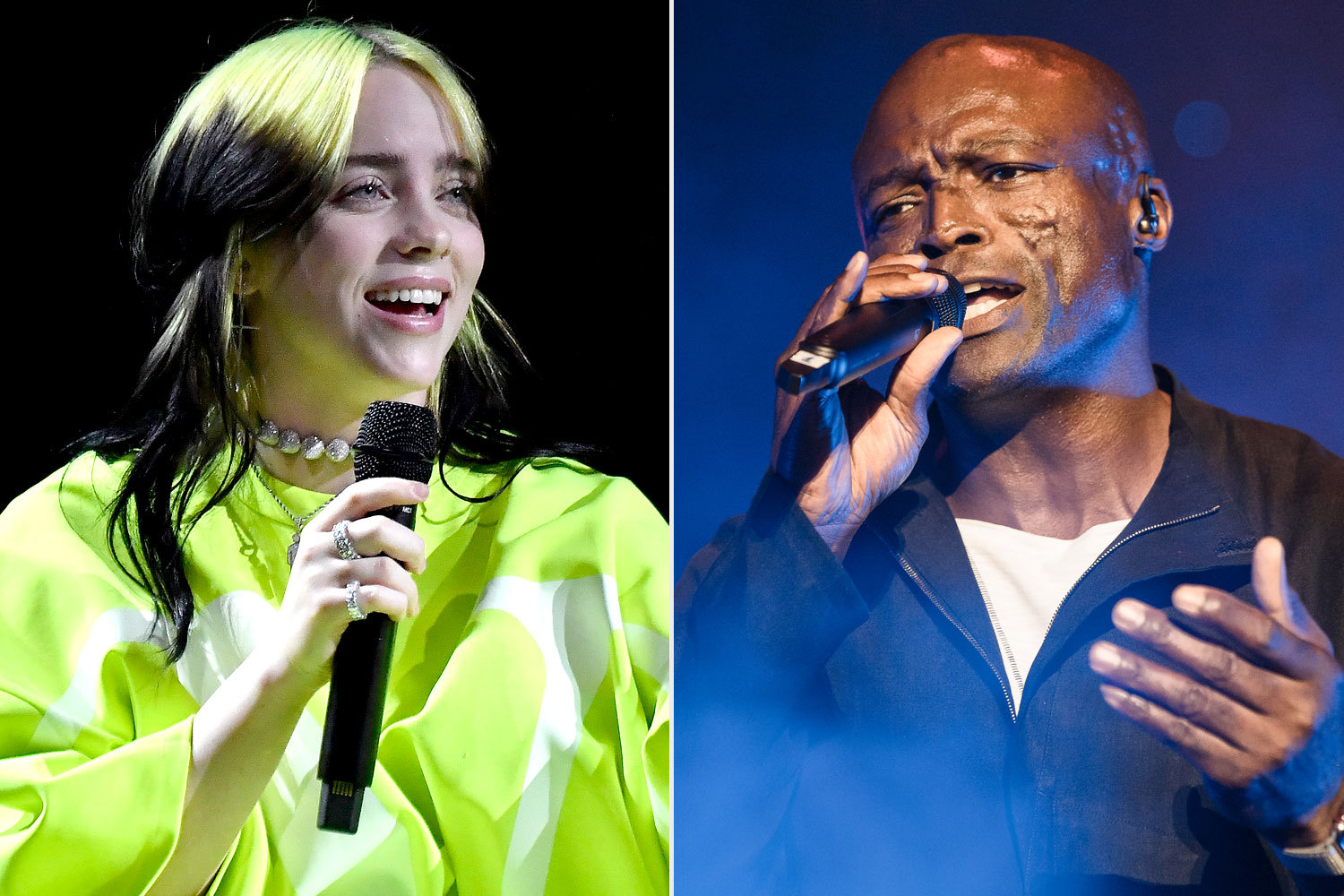 Billie Eilish, Seal