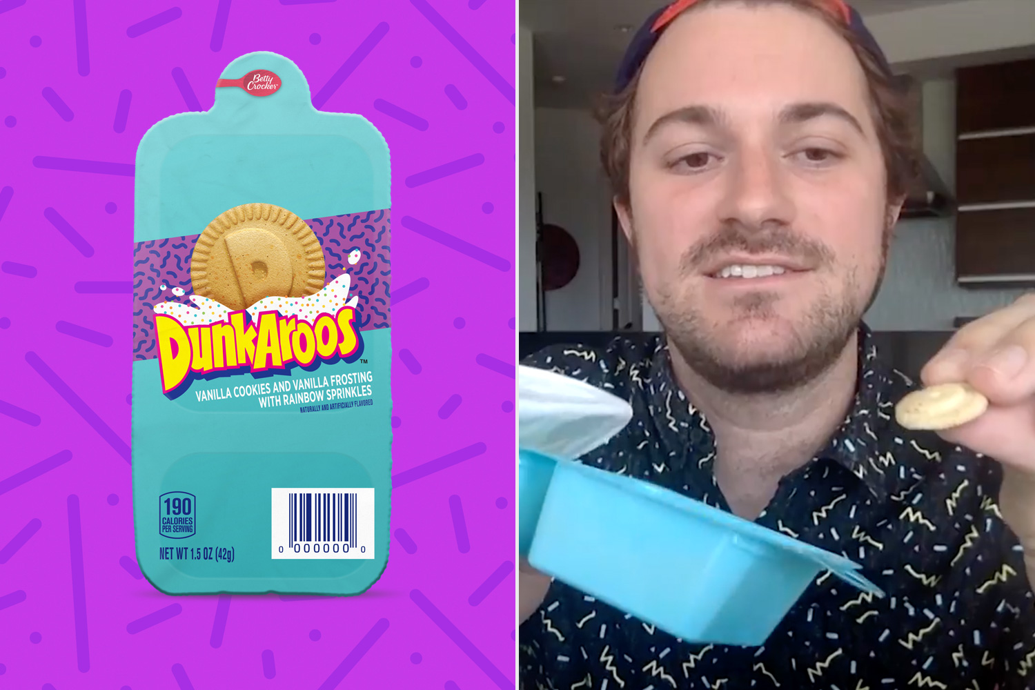 Dunkaroos Are Back! See What Our Food Editors Thought of Them