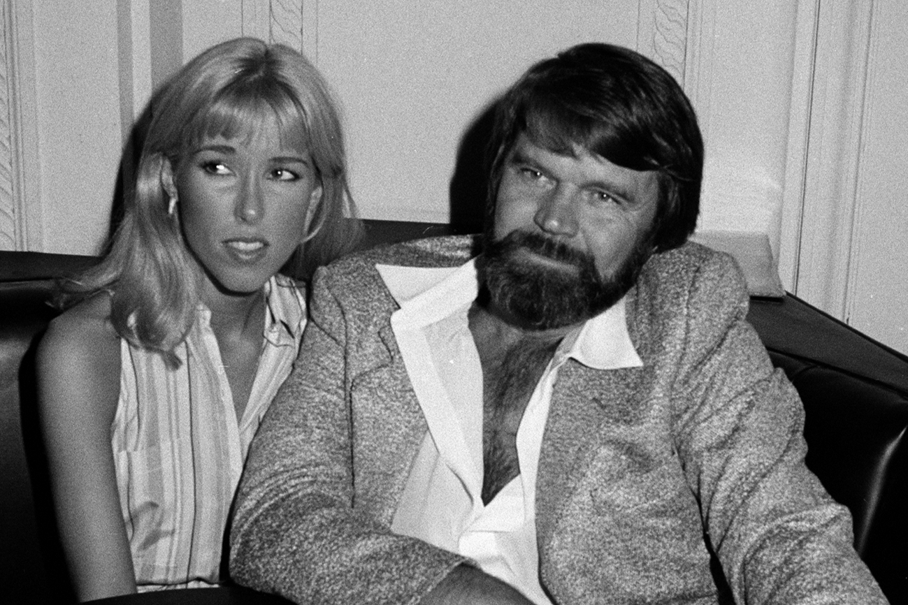 kim and glen campbell