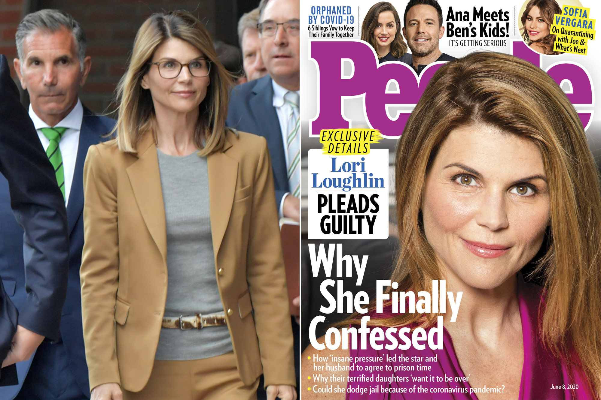 Lori Laughlin on the cover of people