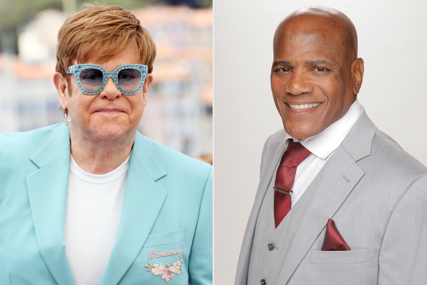 Archie Williams Sir Elton John