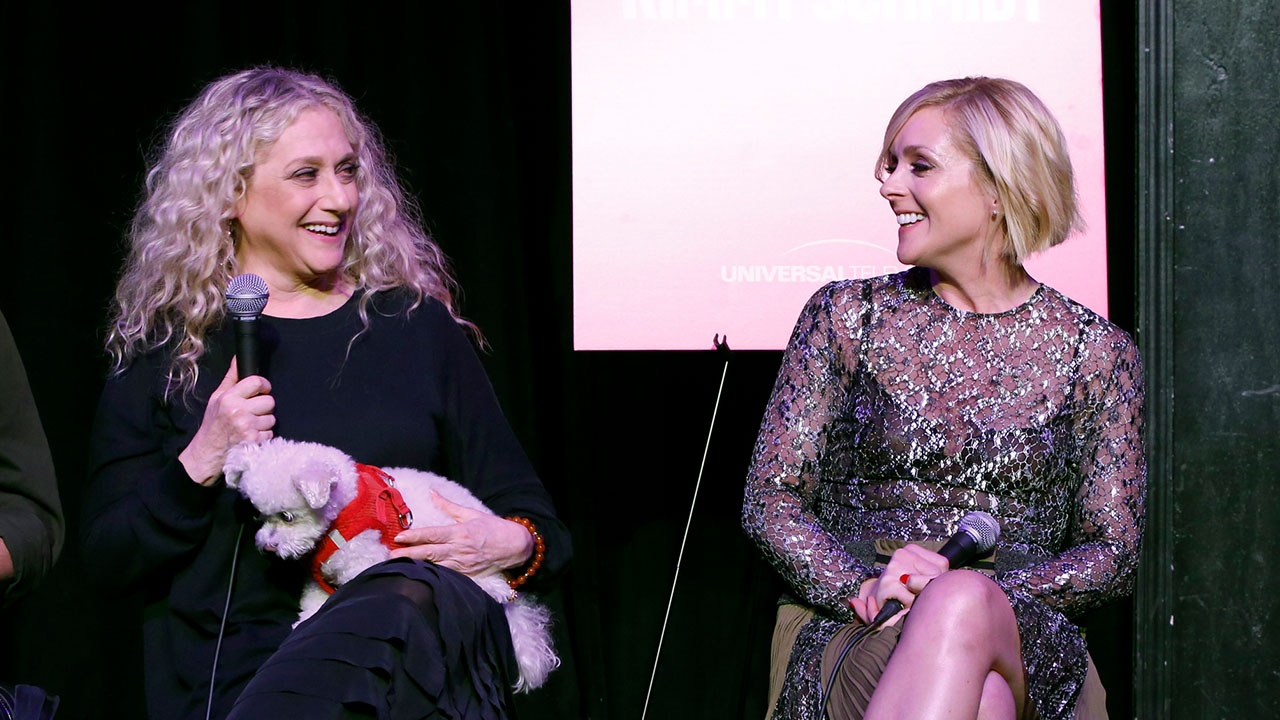 Carol Kane & Jane Krakowski Reveal Most 'Outlandish' Things They Did for Interactive Special