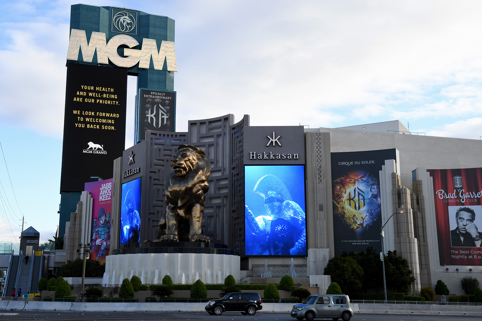 Las Vegas Casinos To Close Their Doors In Response To Coronavirus Pandemic