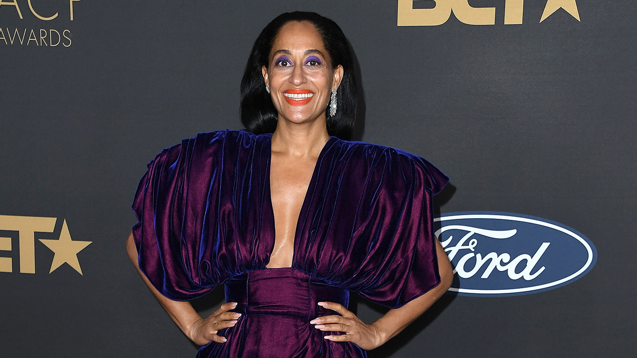 Tracee Ellis Ross Talks About Her Natural Chemistry with 'The High Note' Costar Dakota Johnson
