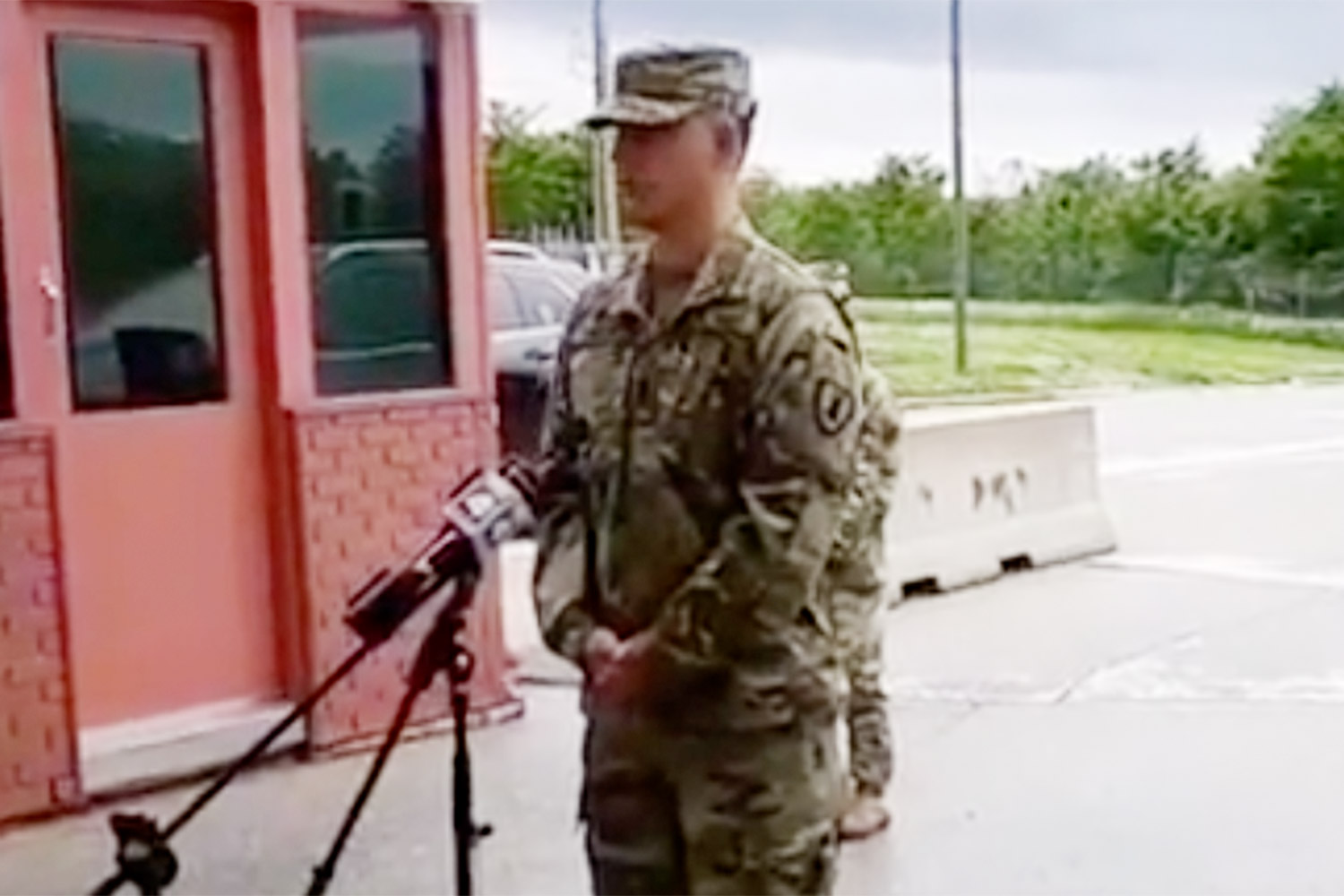 Kansas Soldier Saves 'Countless Lives' by Driving Car into Active ...