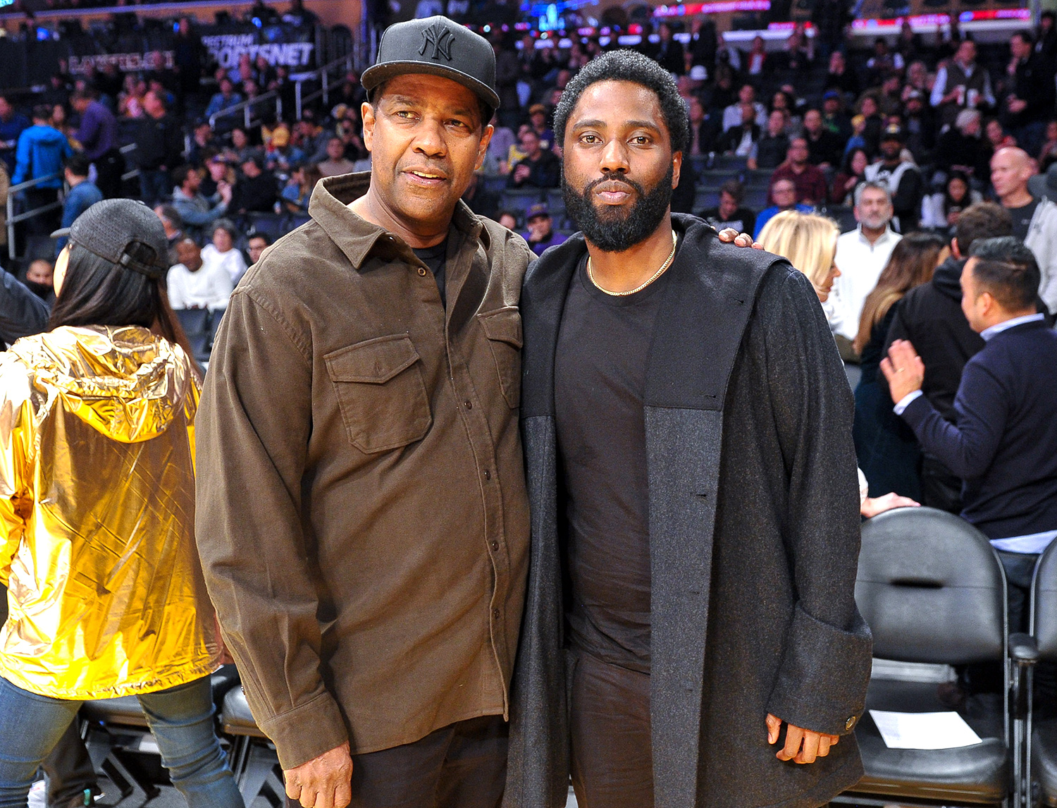 John David Washington denzel washington