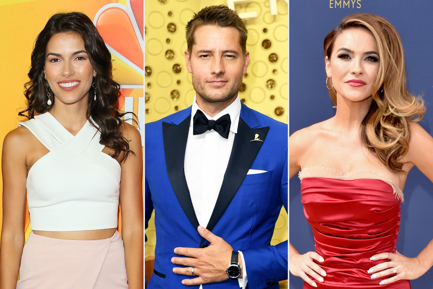 Justin Hartley, Sofia Pernas , Chrishell Stause