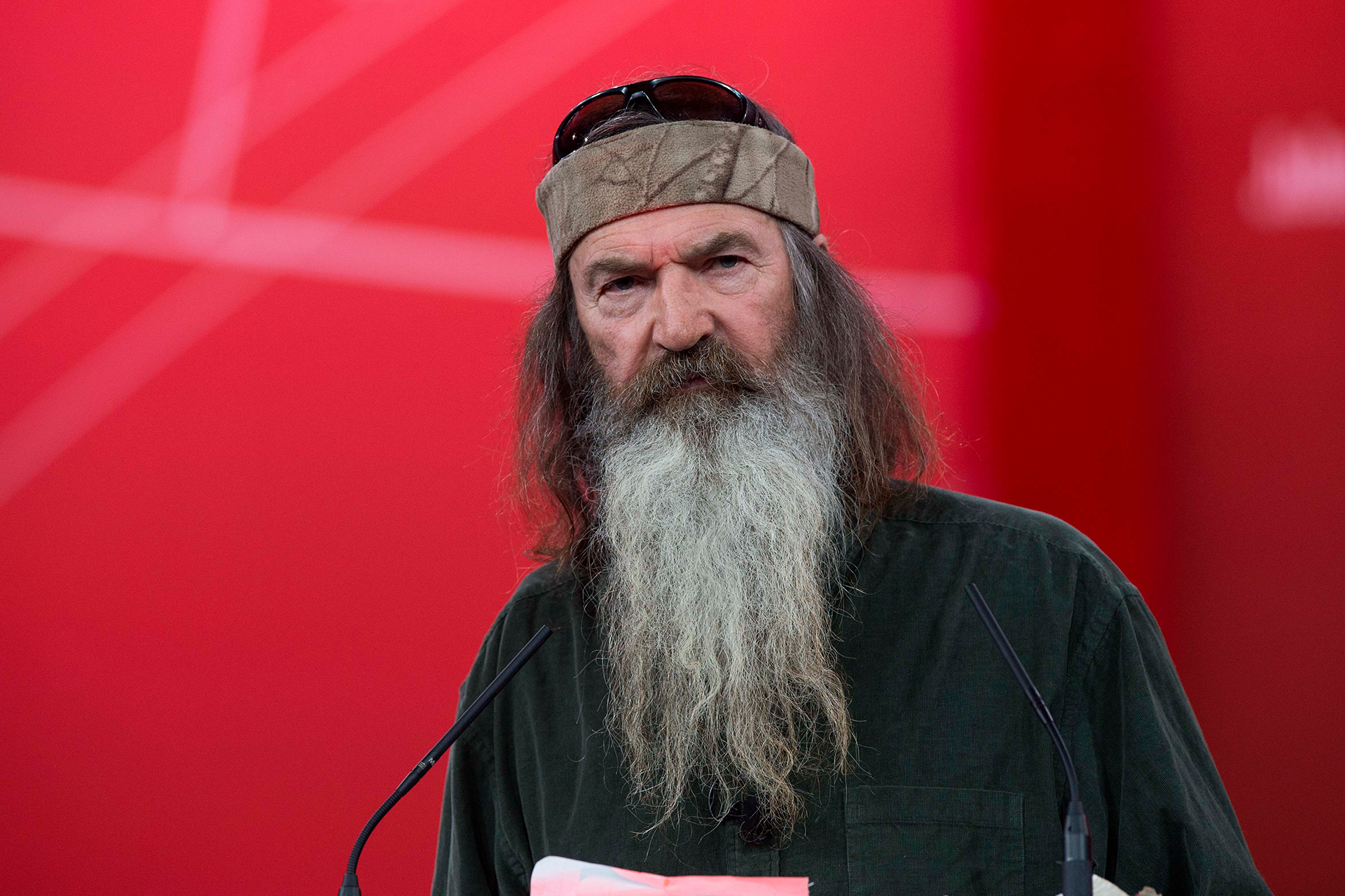 People Now: What We Know About Duck Dynasty Star Phil Robertson's Adult Daughter - and When Fans Will Meet Her - Watch the Full Episode
