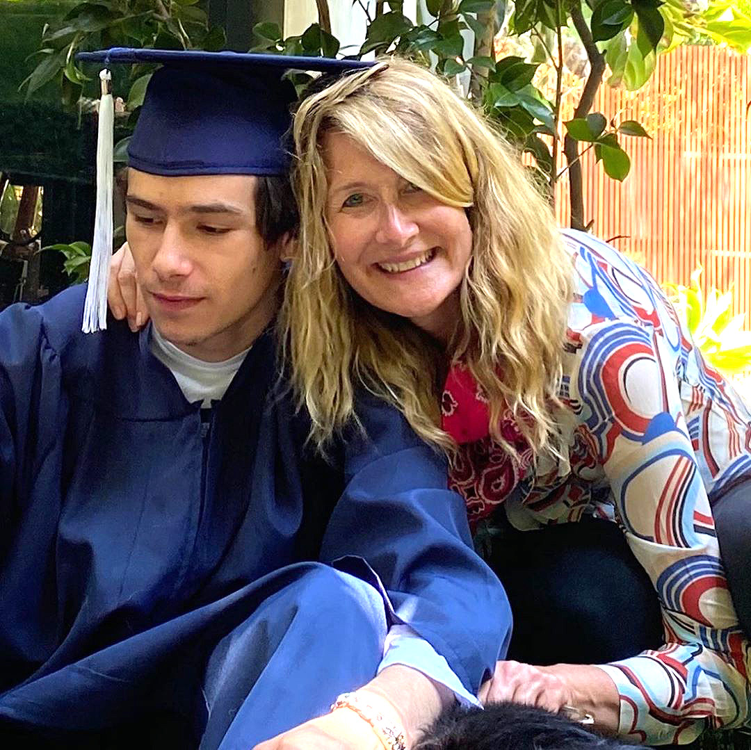 Laura Dern Son Graduation
