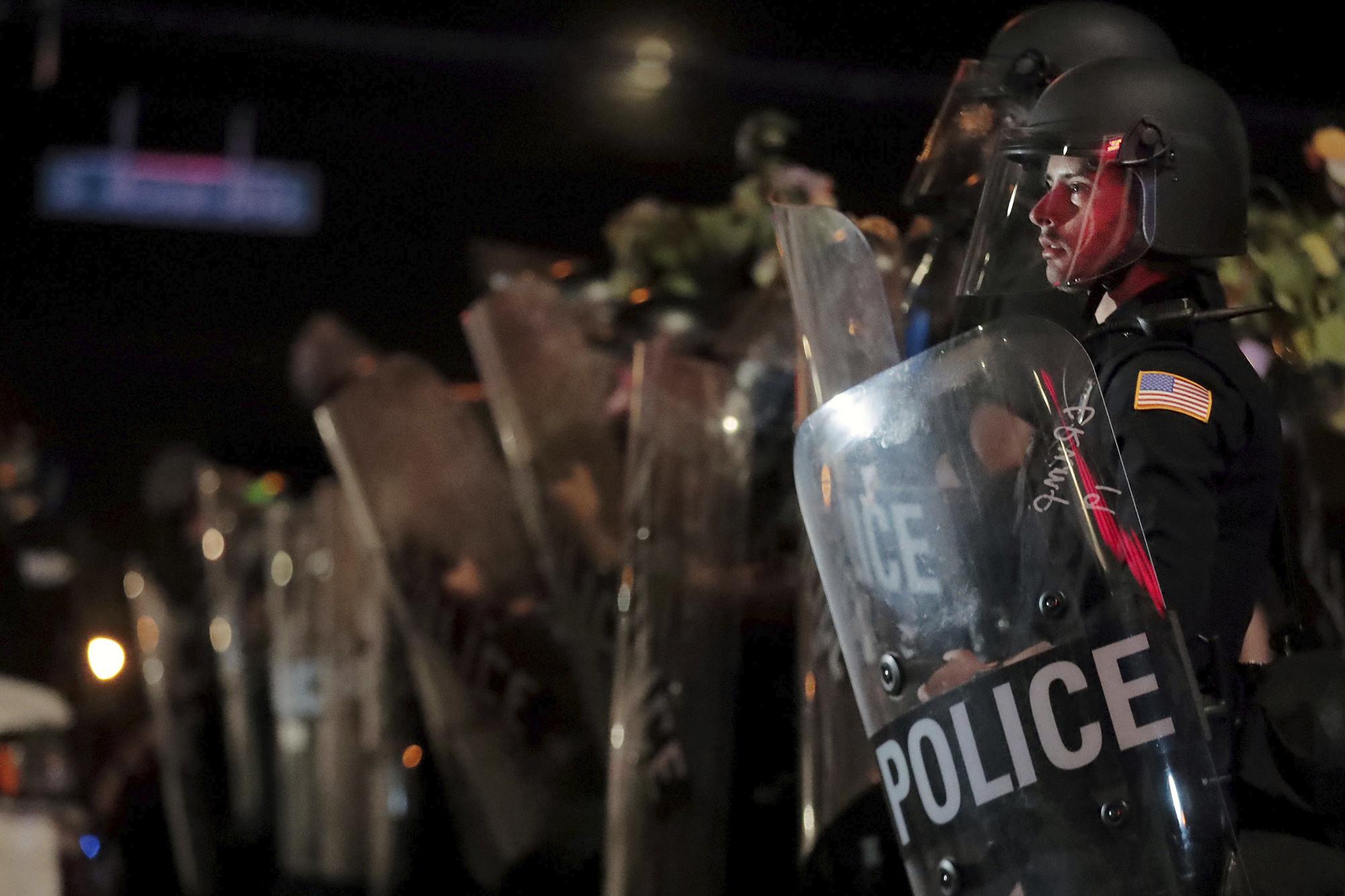 Police Precinct Set on Fire in Minneapolis amid George Floyd Protests