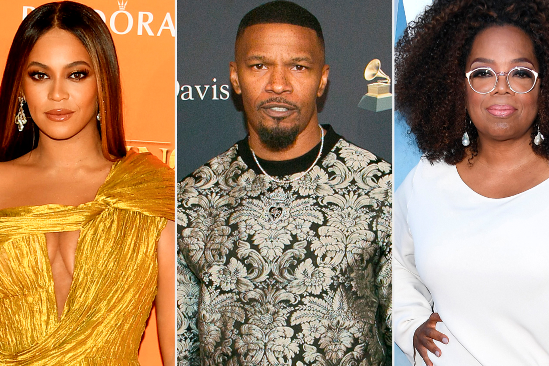 People Now: How Stars Like Beyoncé, Jamie Foxx and Oprah Are Showing Support for George Floyd Protests - Watch the Full Episode