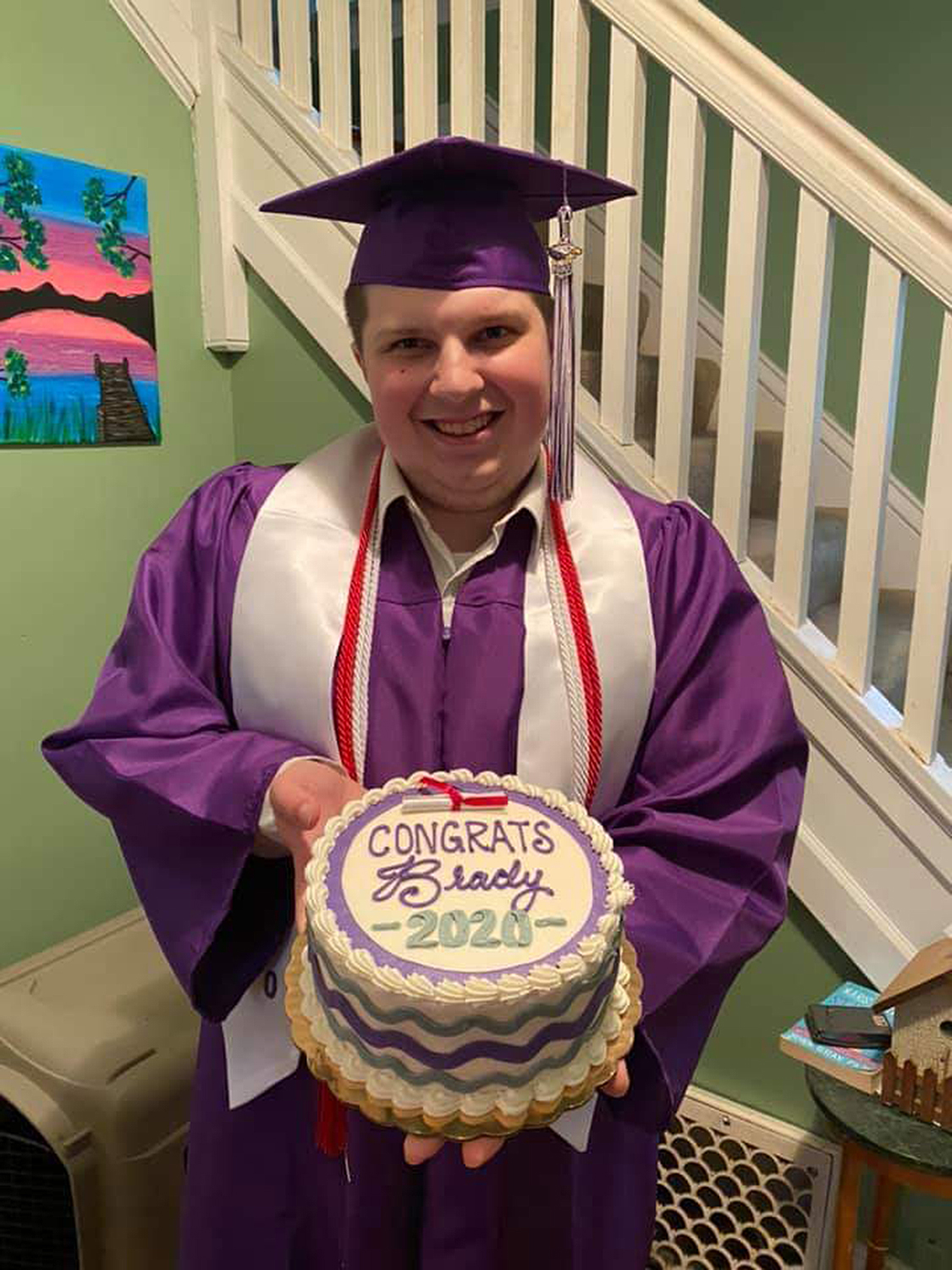 cakes for Grads