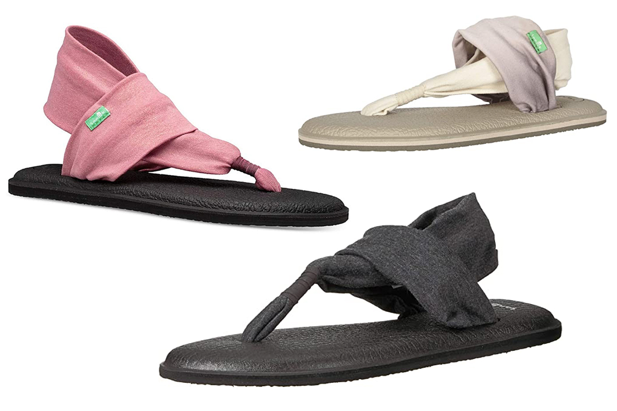Amazon Sanuk Women's Yoga Sling 2 Sandal