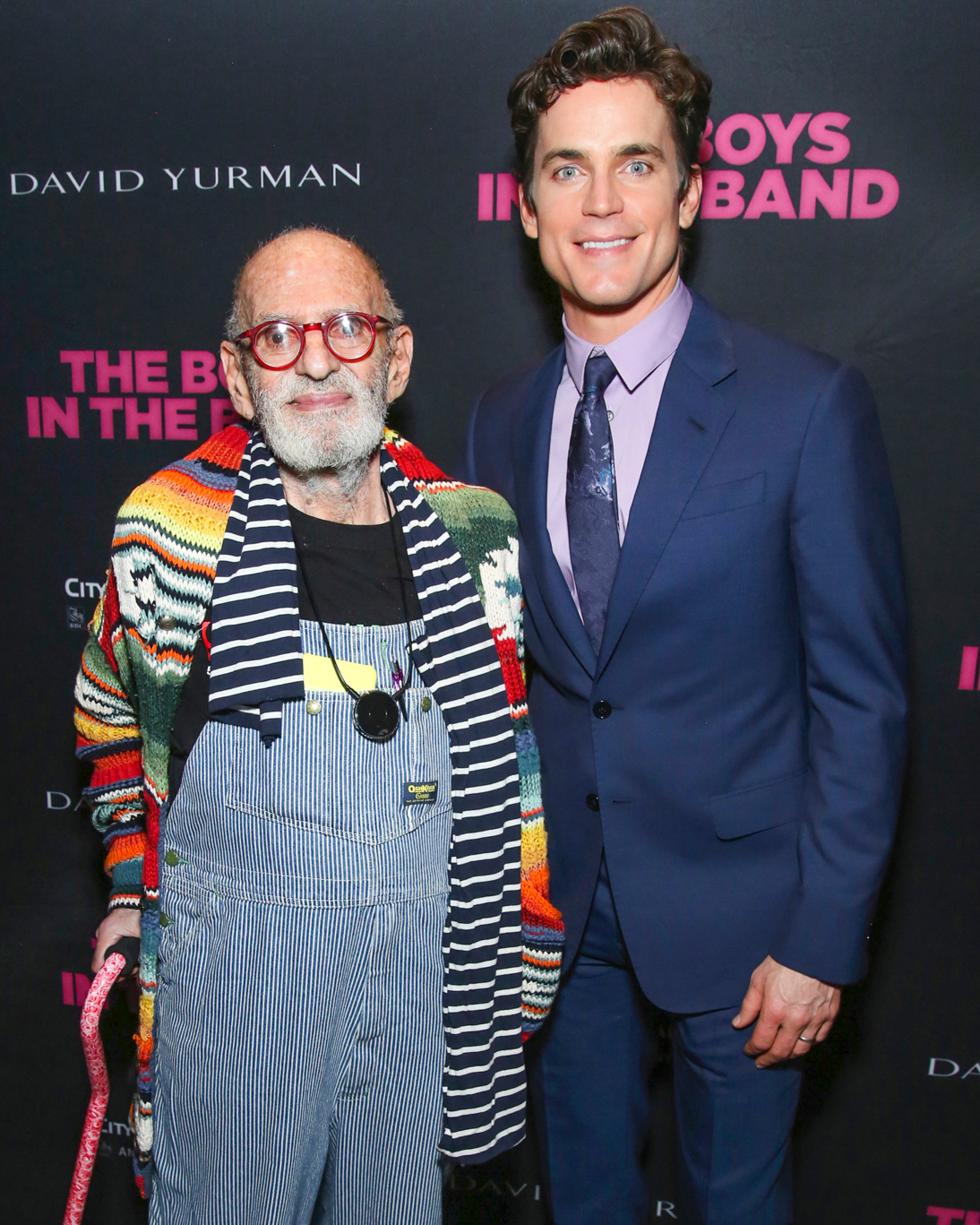 larry kramer and matt bomer