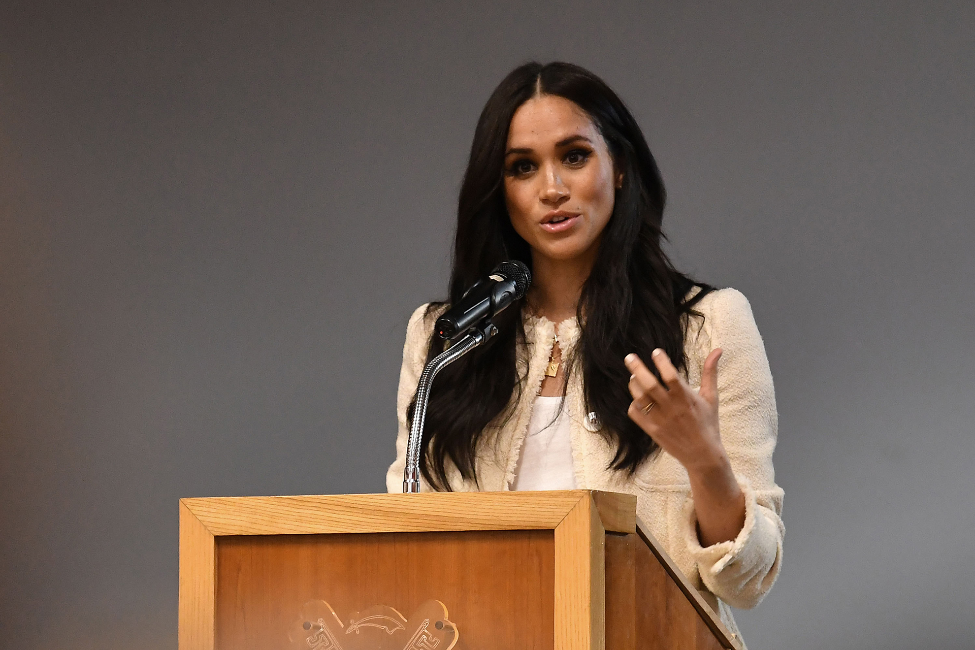 People Now: Meghan Markle Delivers Speech About the 'Absolutely Devastating' Killing of George Floyd - Watch the Full Episode
