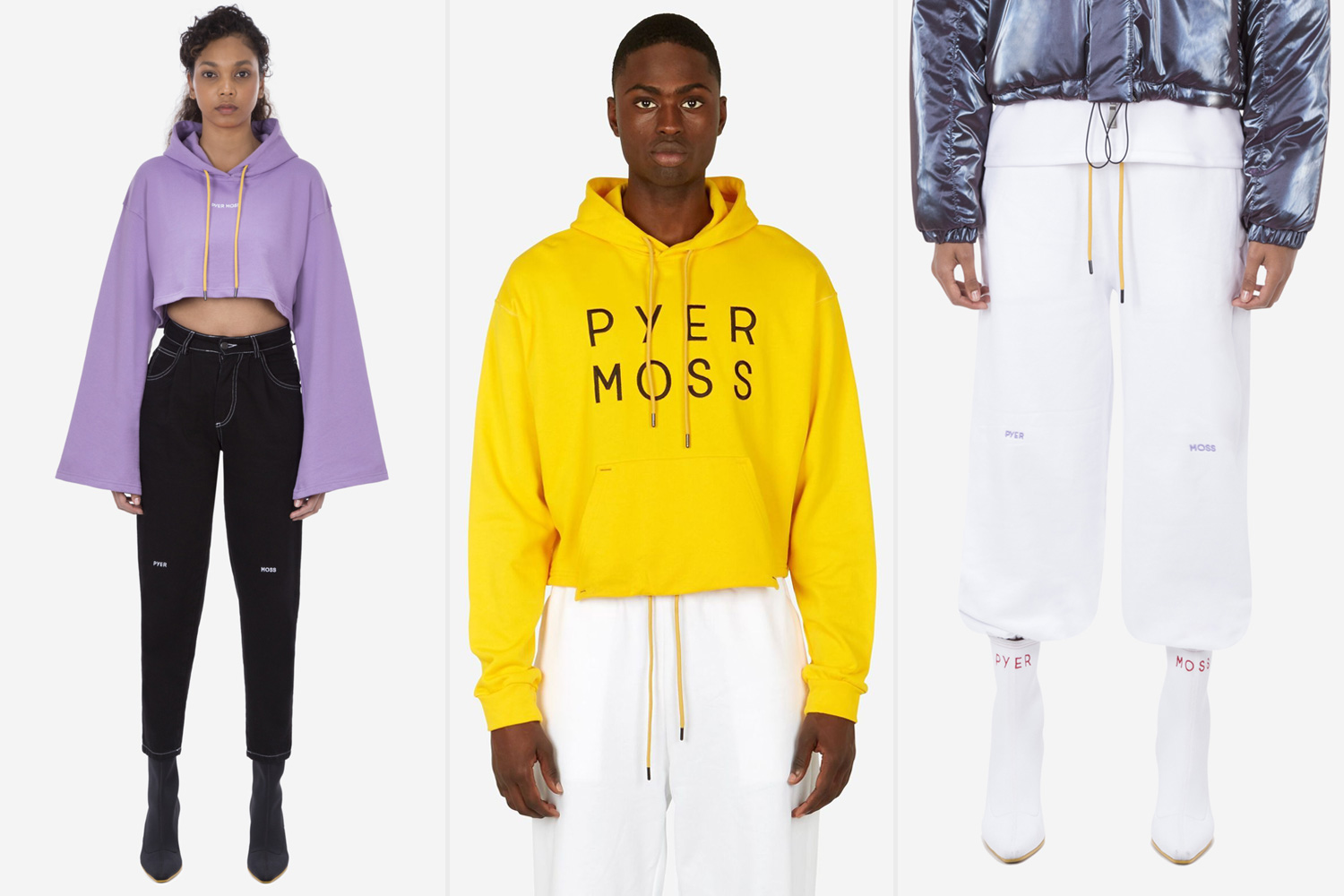 black-owned fashion businesses pyer moss