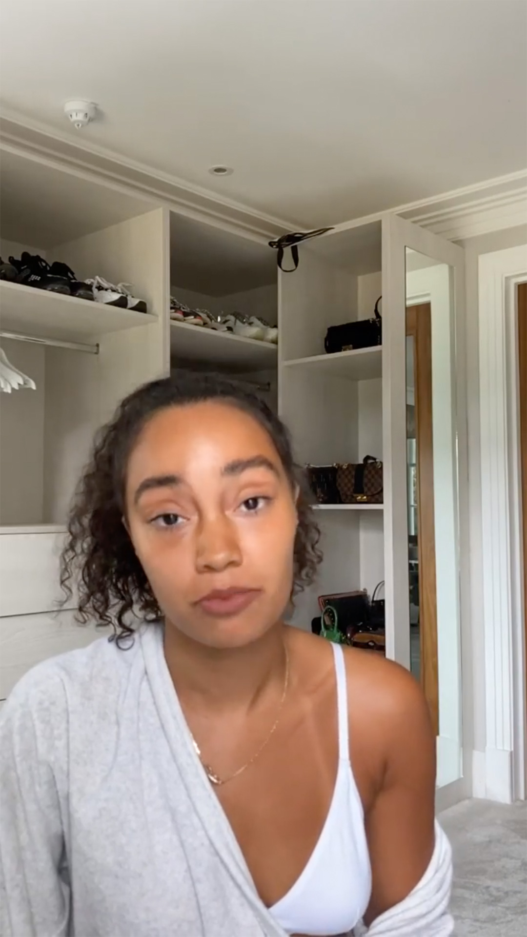 Little Mix's Leigh-Anne Pinnock Shares Emotional Message About Racism