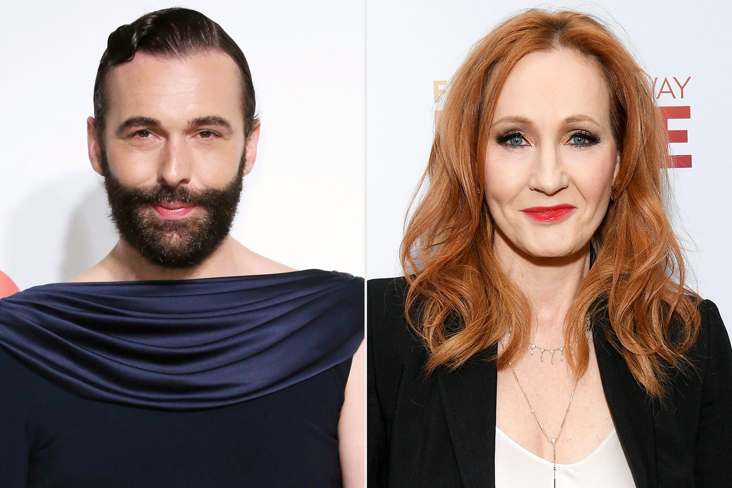Jonathan Van Ness Slams JK Rowling for Transphobic Comments