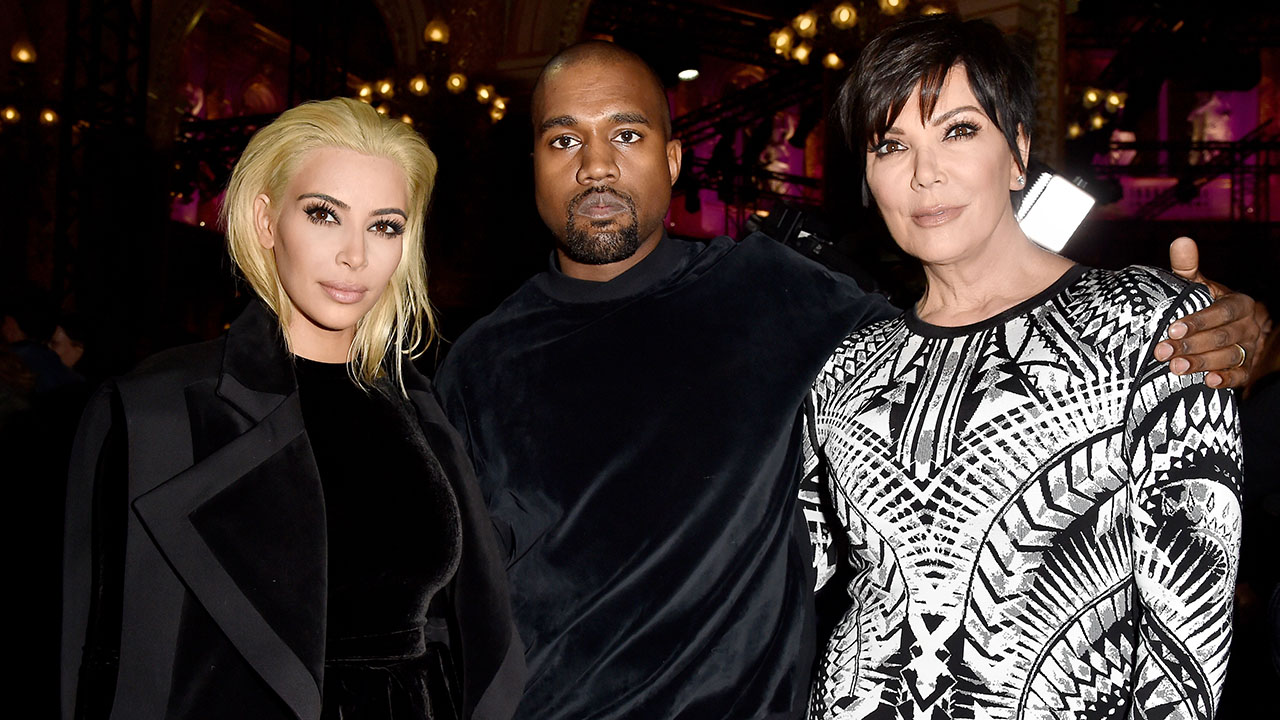 Kris Jenner Celebrates Kanye West's 43rd Birthday: You Are an 'Important Part of Our Family'