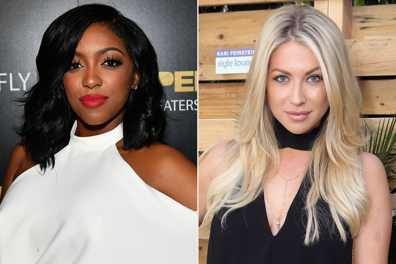 Porsha Williams, Stassi Schroeder