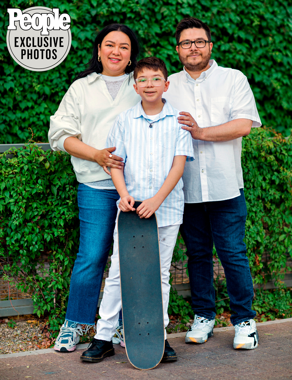 coming out stories 2020 - trujilo family