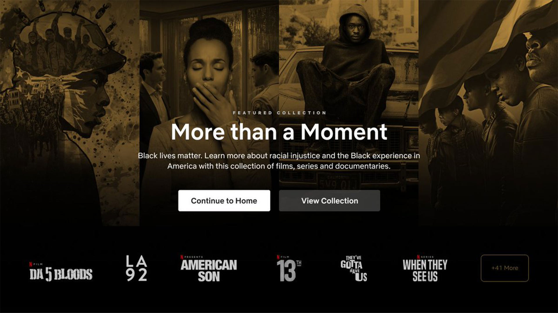 Netflix-More than a Moment