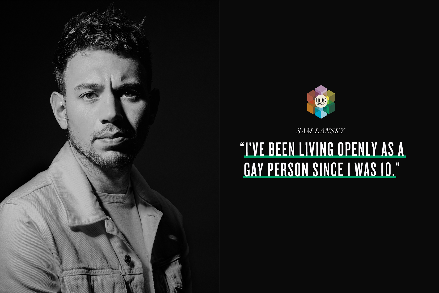coming out stories 2020 - sam lansky
