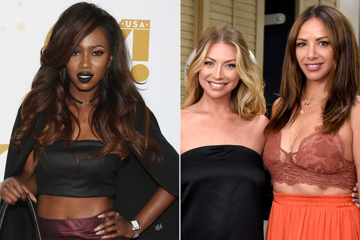 Faith Stowers split with Stassi and Kristen Doute