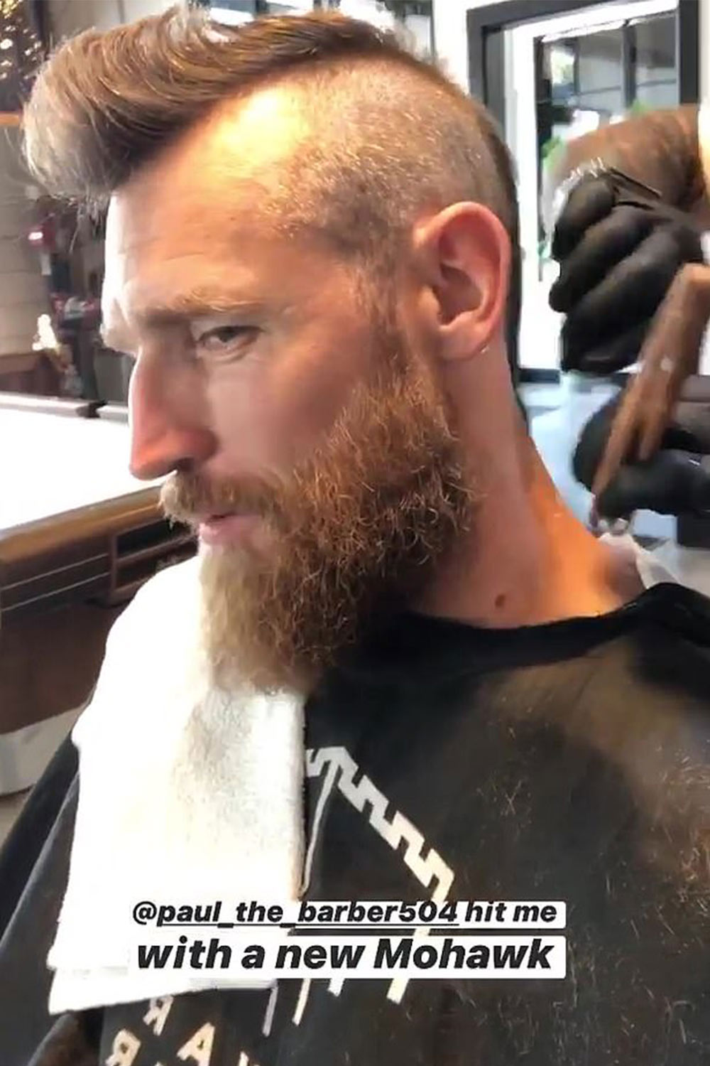 brooks laich mohawk