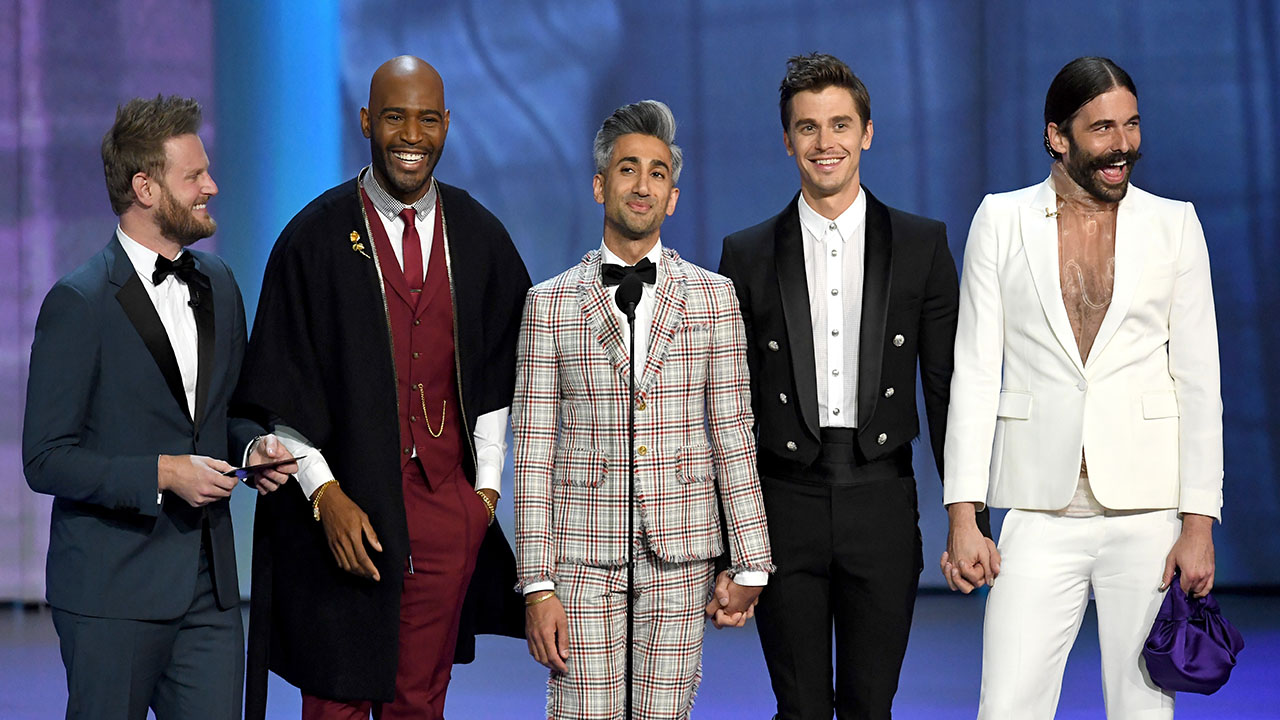 Queer Eye Hosts Reflect On How The Show Has Shaped Them & Misconceptions About the Series